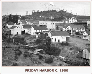 Friday Harbor c 1900