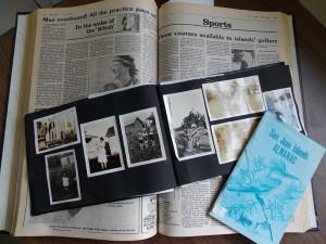 research san juan island history