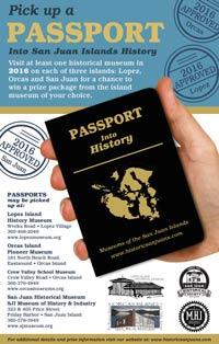 Passport to History…